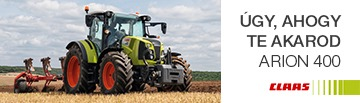 CLAAS ARION 202001