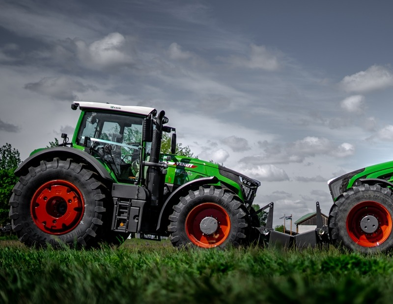 Fendt 900 Vario S4 vs. Gen6